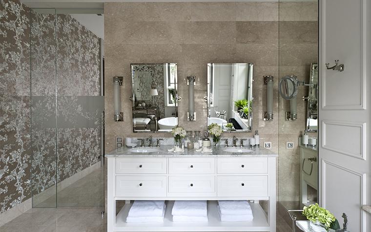 интерьер ванной - фото № 38222