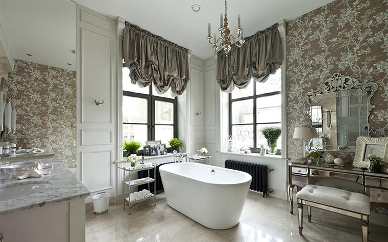 интерьер ванной - фото № 38223