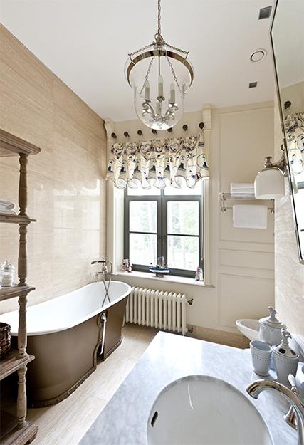 интерьер ванной - фото № 38220