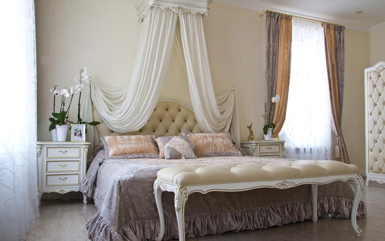 Фото № 38247 спальня  Загородный дом