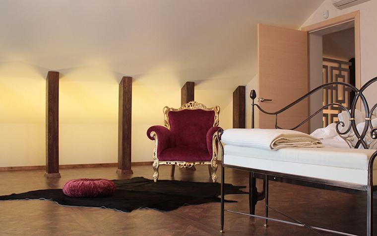 интерьер спальни - фото № 38250