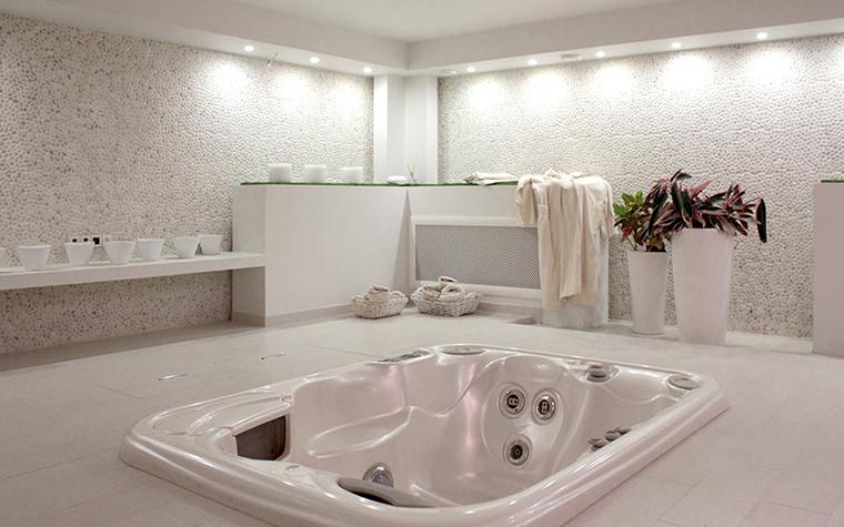 Фото № 38255 ванная  Загородный дом