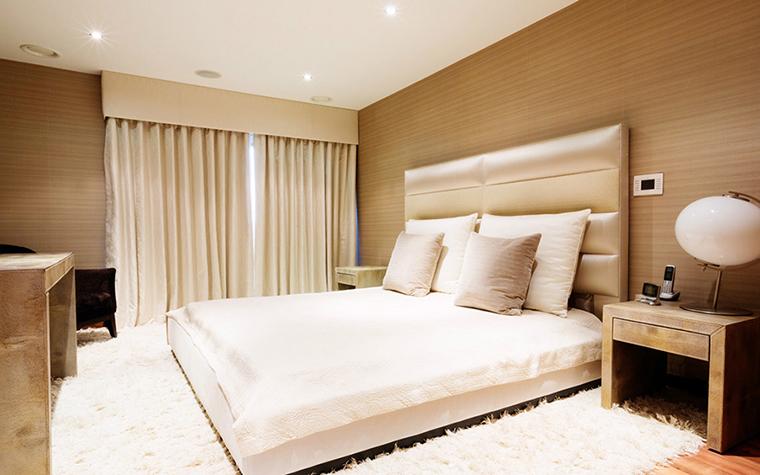 интерьер спальни - фото № 38917