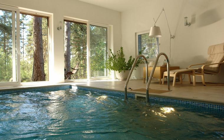 интерьер бассейна - фото № 39714