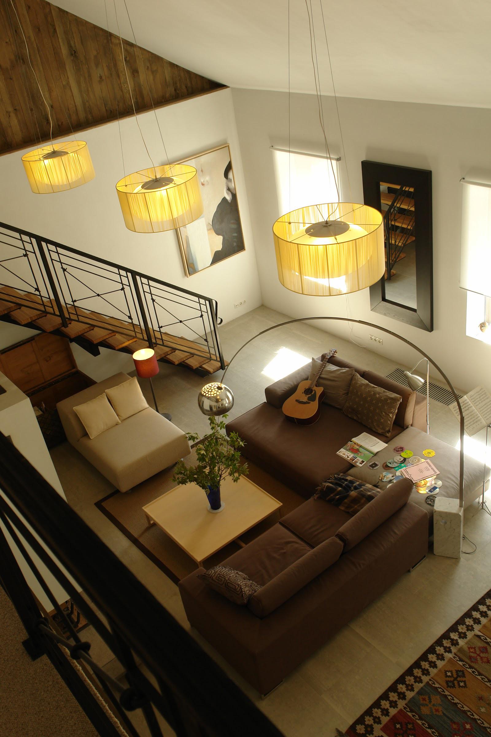 интерьер гостиной - фото № 39707