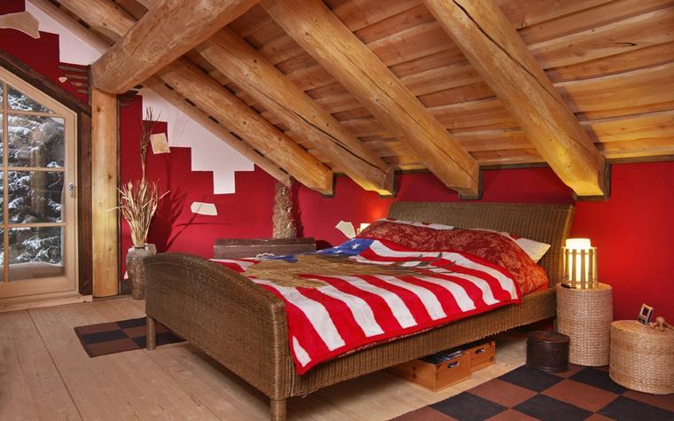 интерьер спальни - фото № 39744