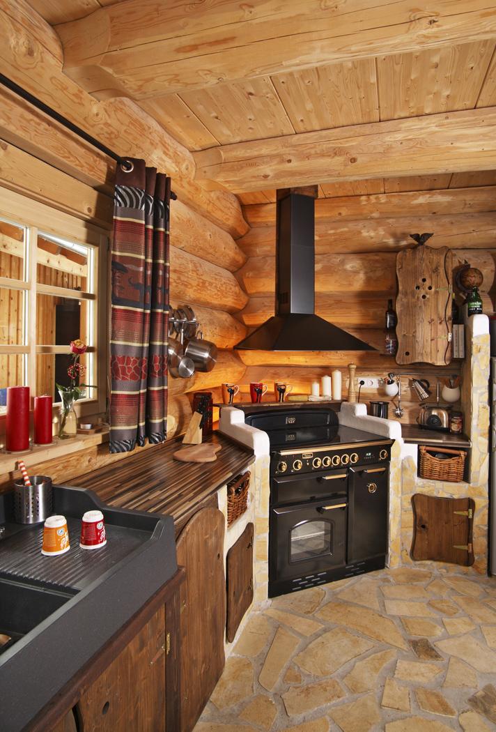 интерьер кухни - фото № 39735