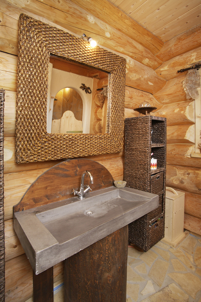 интерьер ванной - фото № 39742