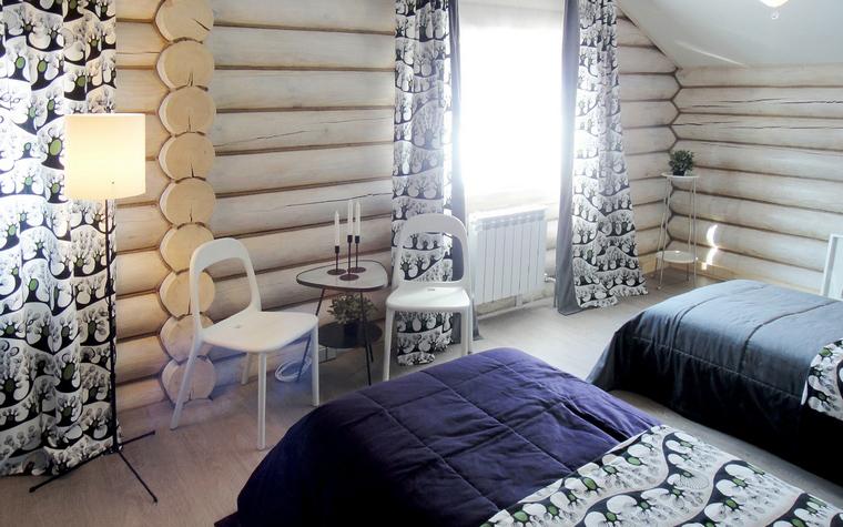 интерьер спальни - фото № 39819