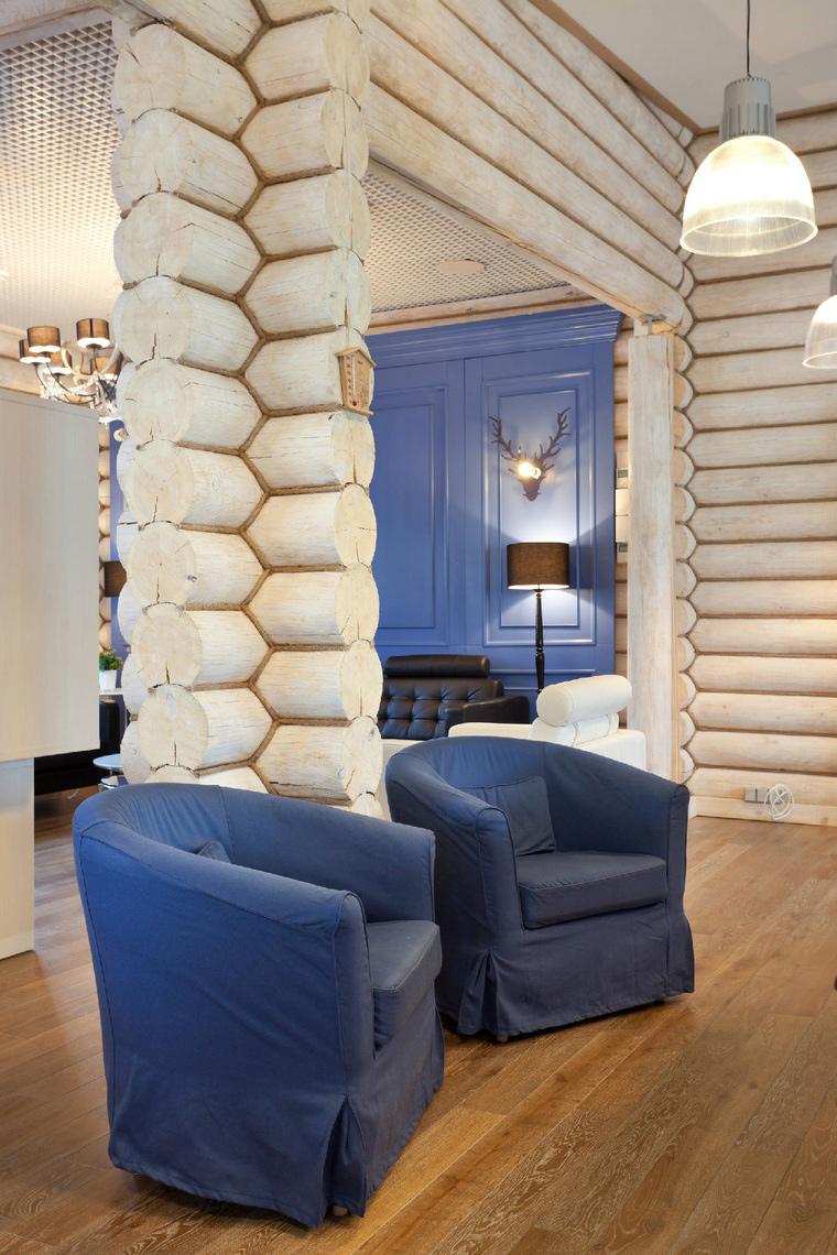 интерьер гостиной - фото № 39827