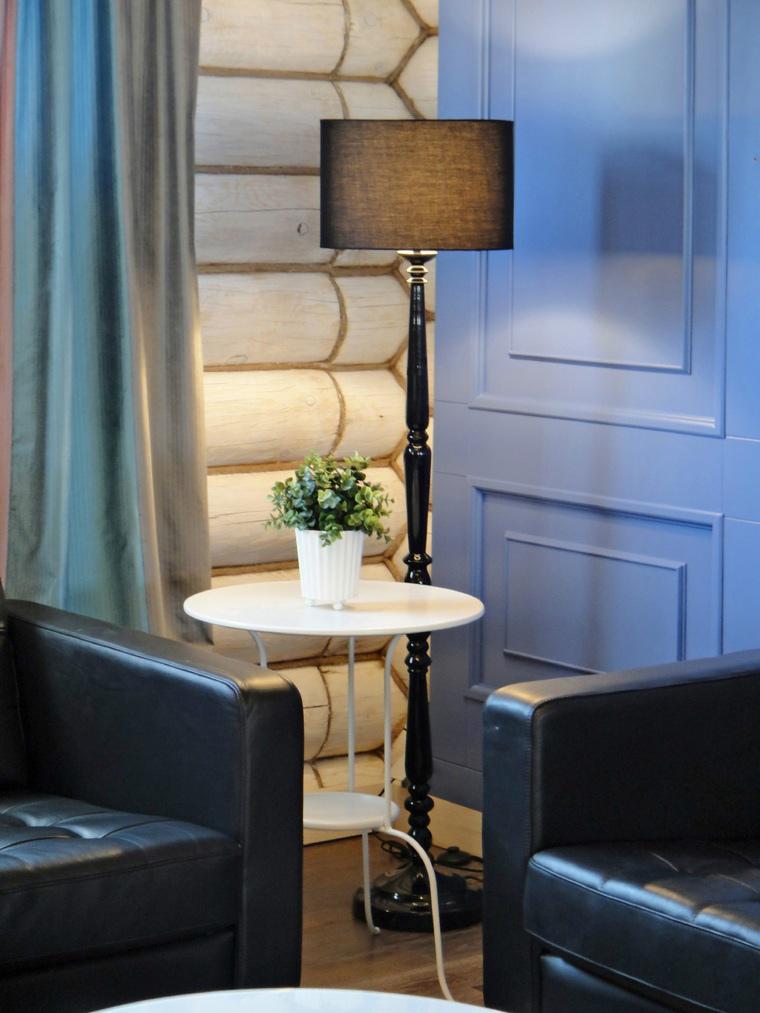 интерьер гостиной - фото № 39828
