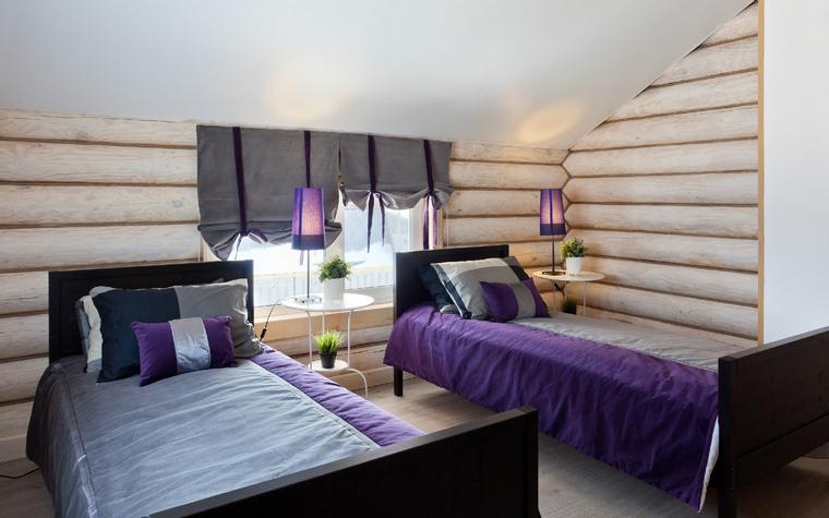 интерьер спальни - фото № 39817