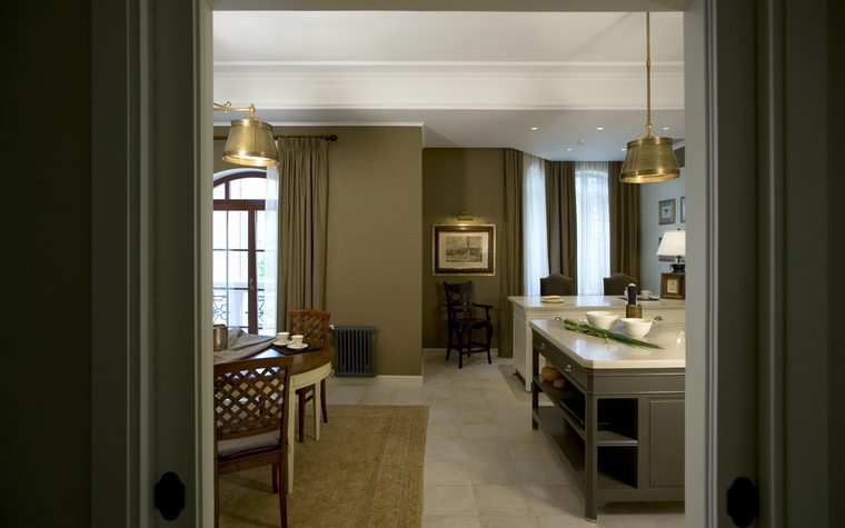 интерьер кухни - фото № 40062