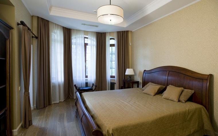 Фото № 40071 спальня  Загородный дом