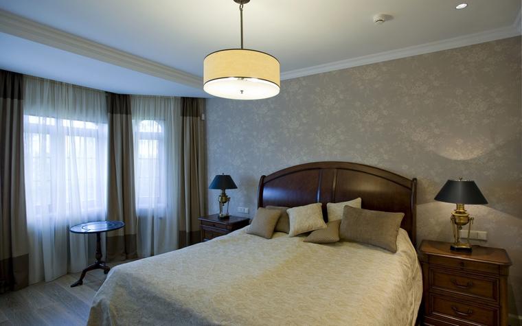 Фото № 40069 спальня  Загородный дом