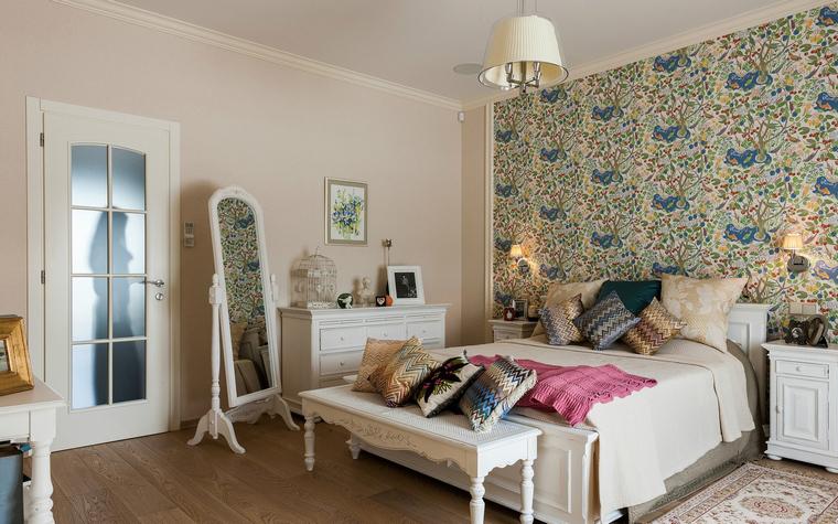интерьер спальни - фото № 40129