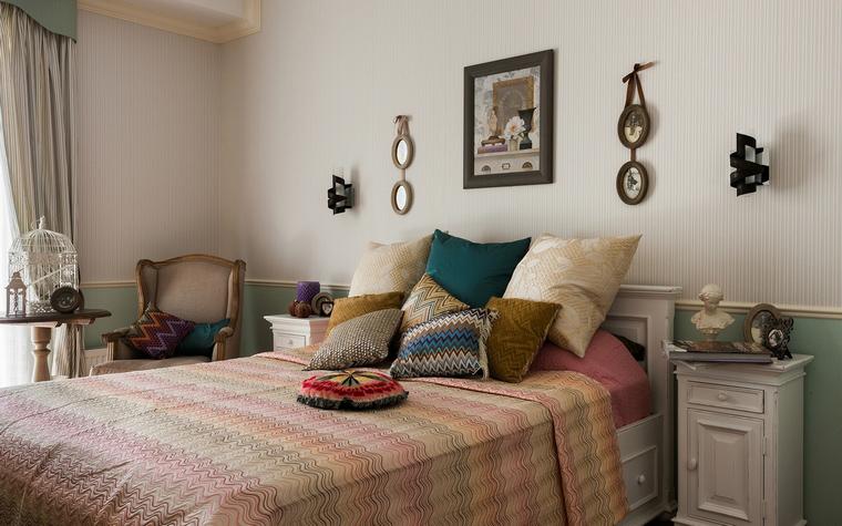 интерьер спальни - фото № 40131