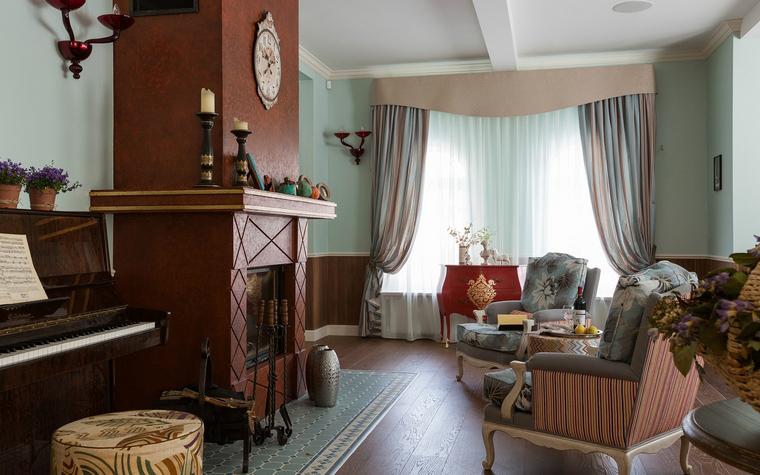 гостиная - фото № 40123