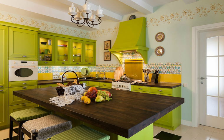 кухня - фото № 40128
