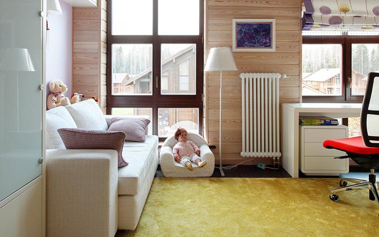 интерьер детской - фото № 40193