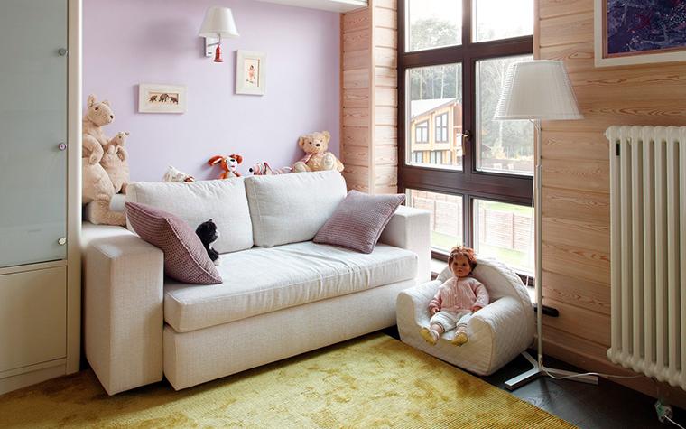 интерьер детской - фото № 40195