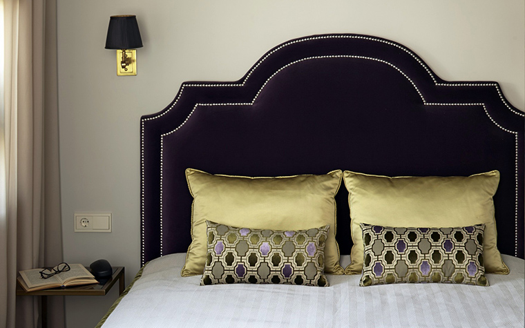 интерьер спальни - фото № 40203
