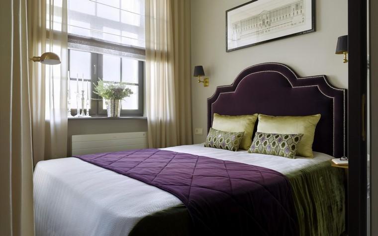 интерьер спальни - фото № 40204