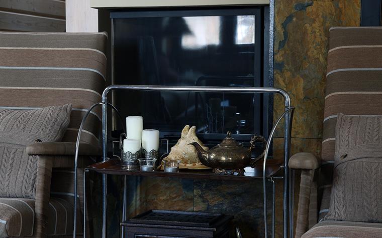интерьер гостиной - фото № 45270