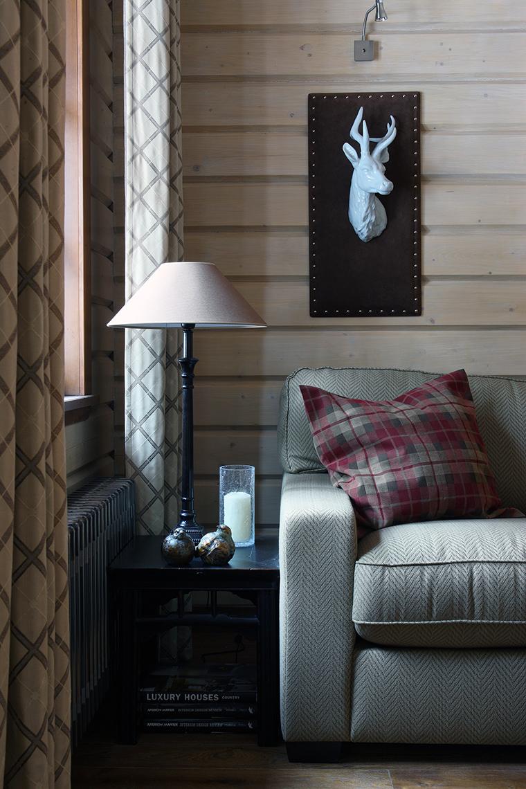 интерьер гостиной - фото № 45262