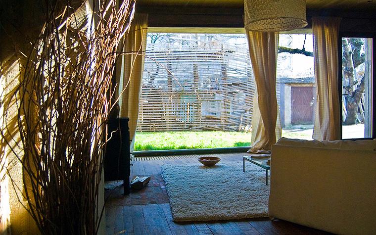 Фото № 48083 гостиная  Загородный дом