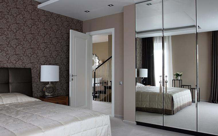 Фото № 45133 спальня  Загородный дом