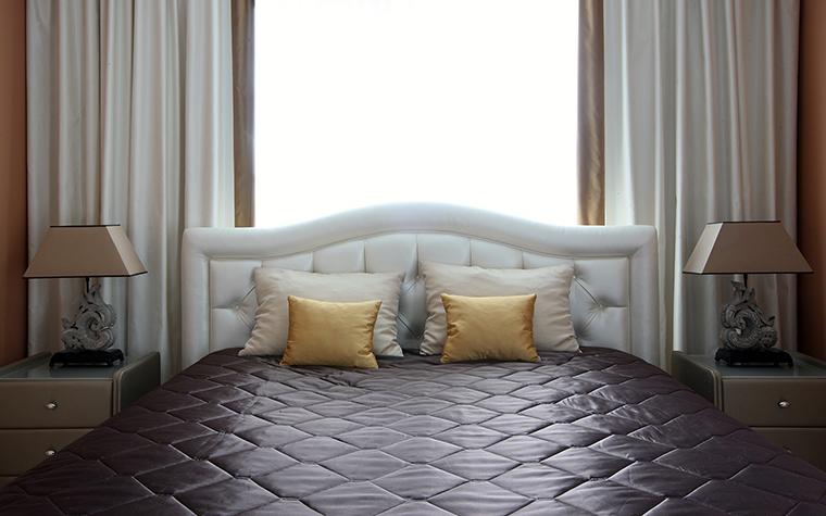 Фото № 45157 спальня  Загородный дом