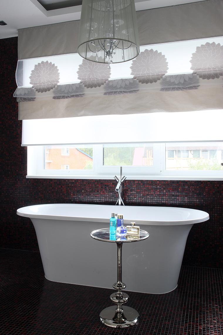 Фото № 45135 ванная  Загородный дом