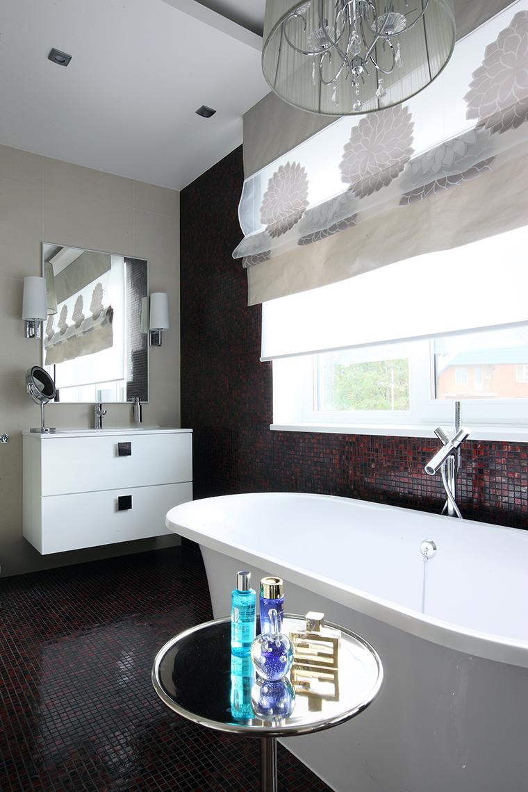 Фото № 45136 ванная  Загородный дом