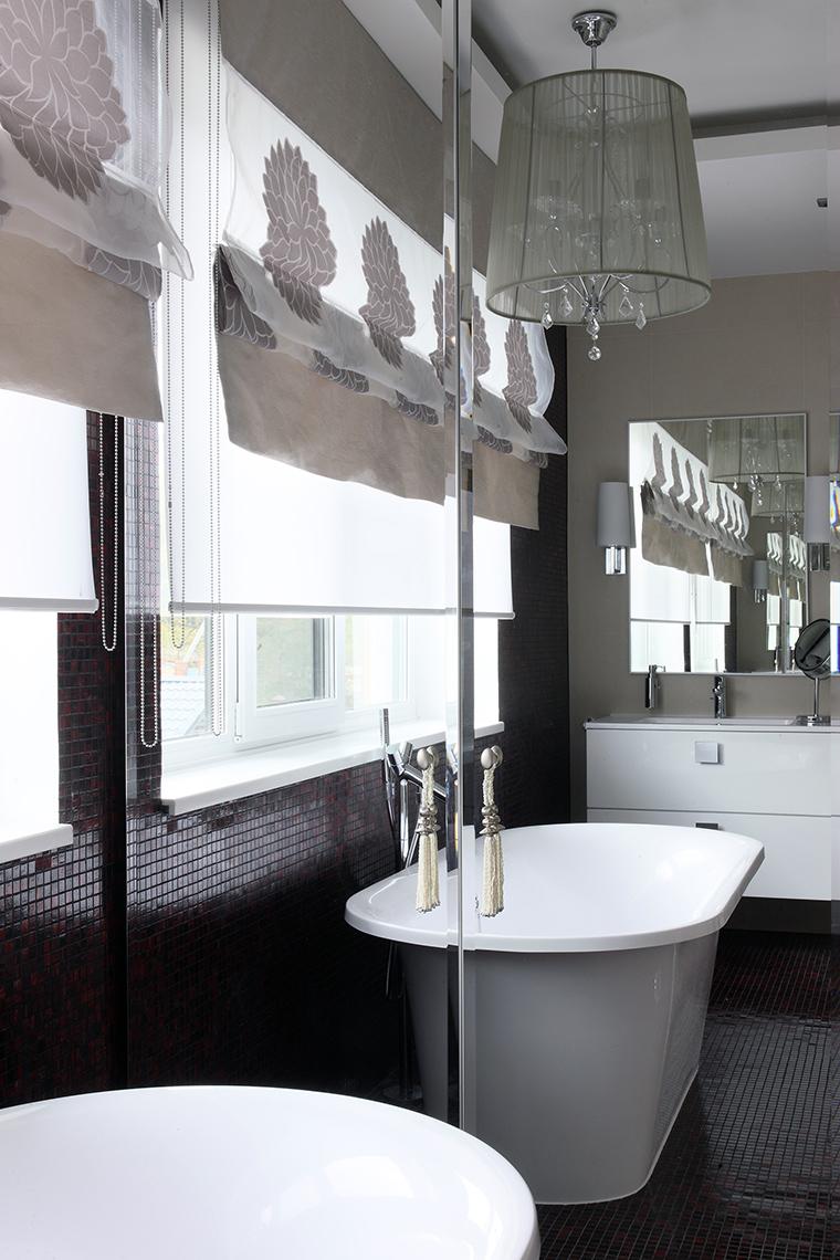 Фото № 45137 ванная  Загородный дом
