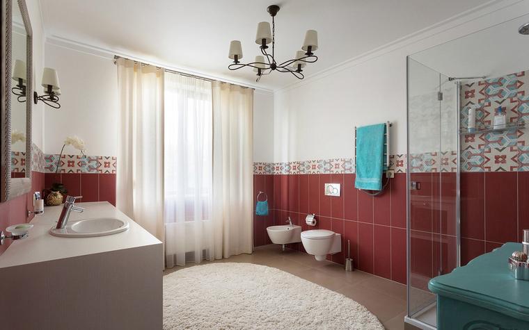 интерьер ванной - фото № 40394