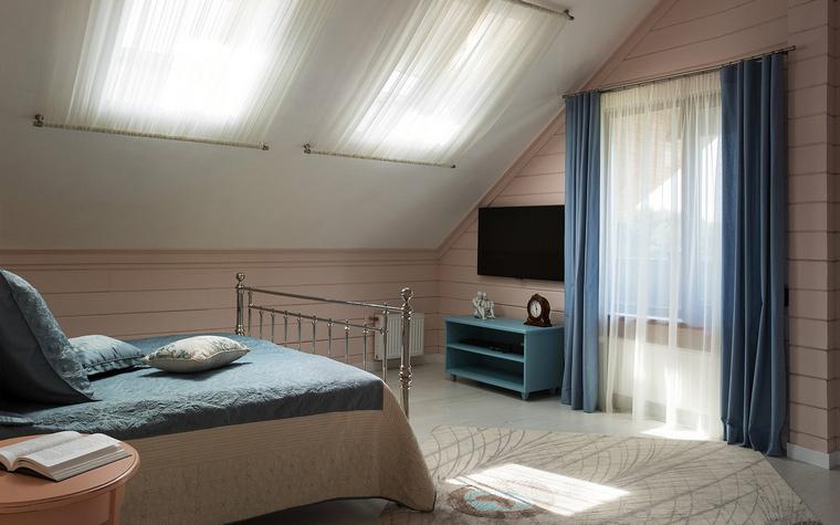 интерьер спальни - фото № 40390