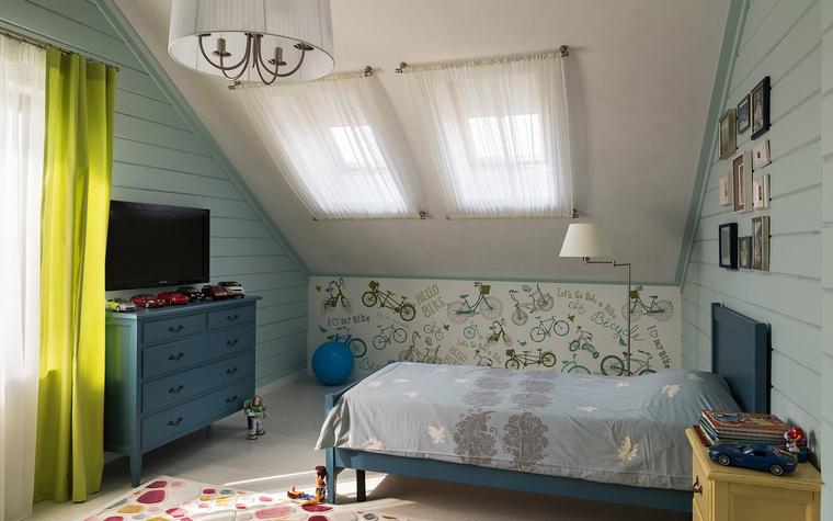 18 детских комнат для мальчика