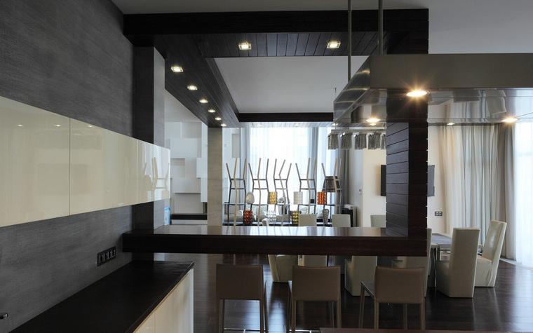 Фото кухонь в стиле лофт