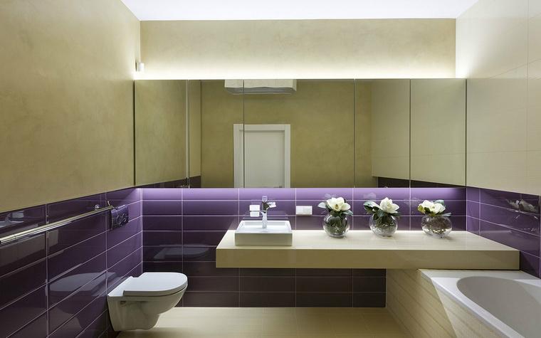 Фото № 40570 ванная  Загородный дом