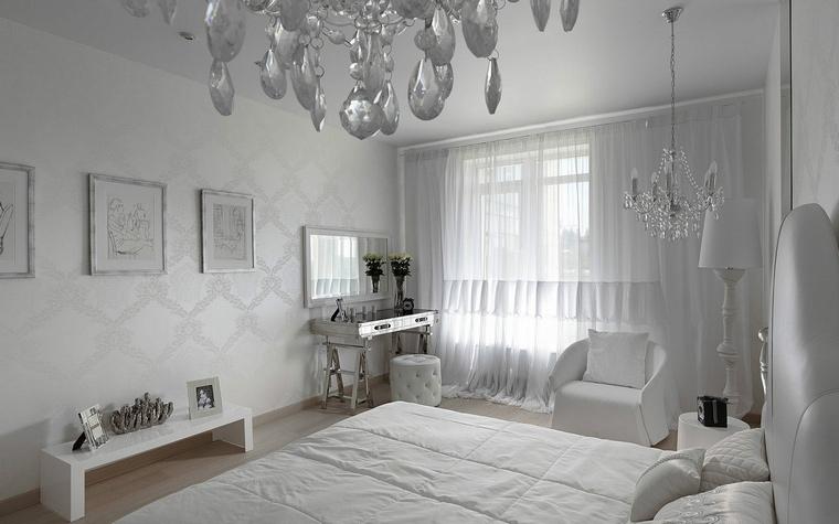 Фото № 40564 спальня  Загородный дом