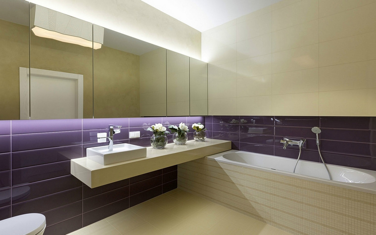 Фото № 40569 ванная  Загородный дом