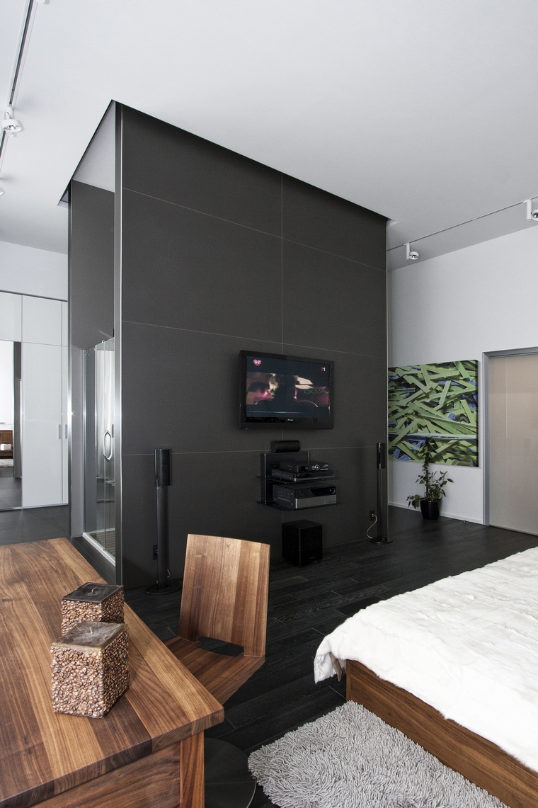 интерьер спальни - фото № 40773