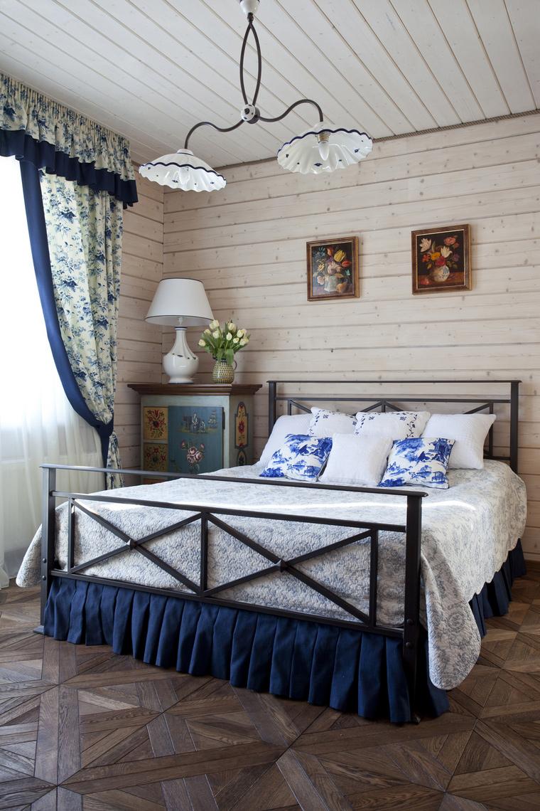 Дизайн обычных спален