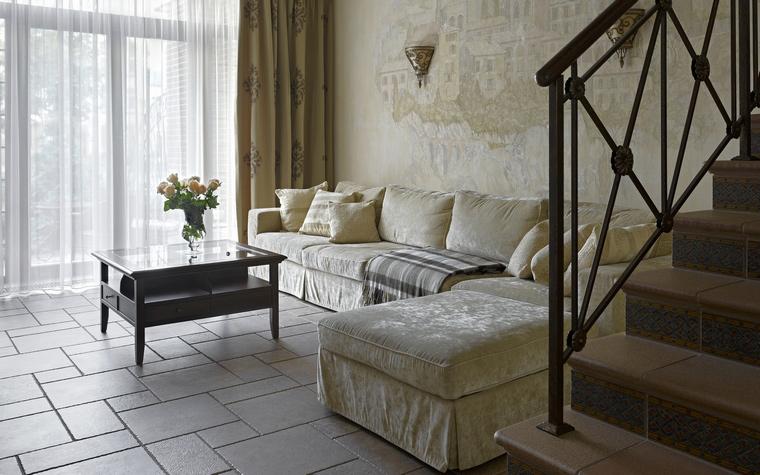интерьер гостиной - фото № 41036