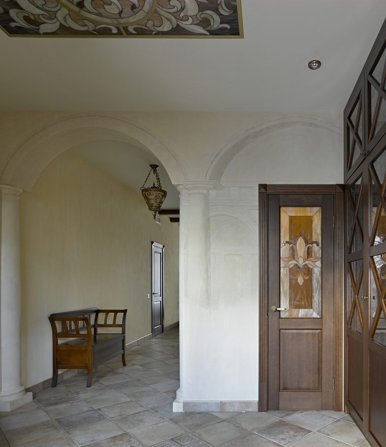 интерьер холла - фото № 41041