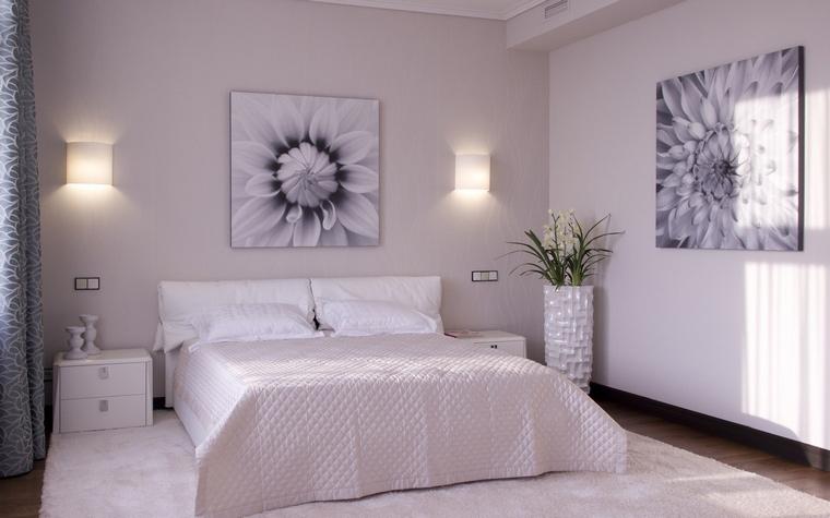 Фото № 41064 спальня  Загородный дом