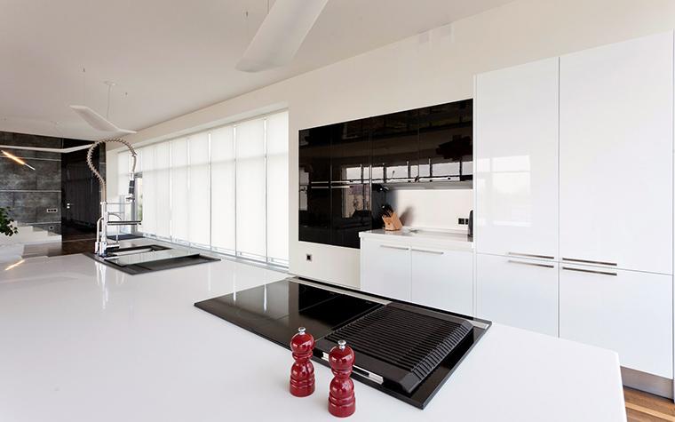 Фото № 41135 кухня  Загородный дом