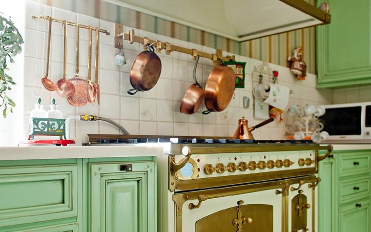 интерьер кухни - фото № 41148
