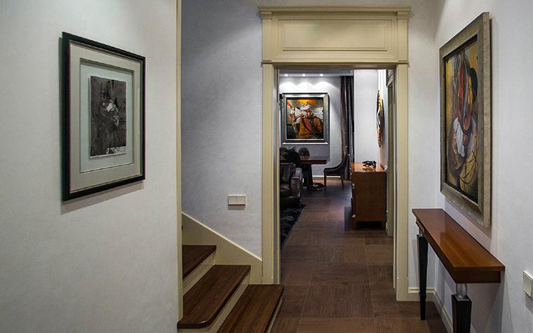 интерьер холла - фото № 41200